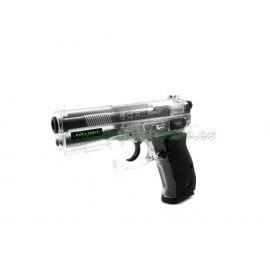 Pistola CZ-75D airsoft 0,5 Julios cal 6mm