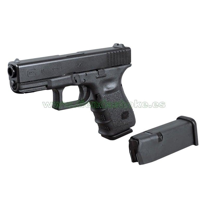 Pistola Glock 17 9mm Parabellum Pistolas De Fuego