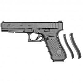 Pistola GLOCK 34 GEN 4 9mm PB