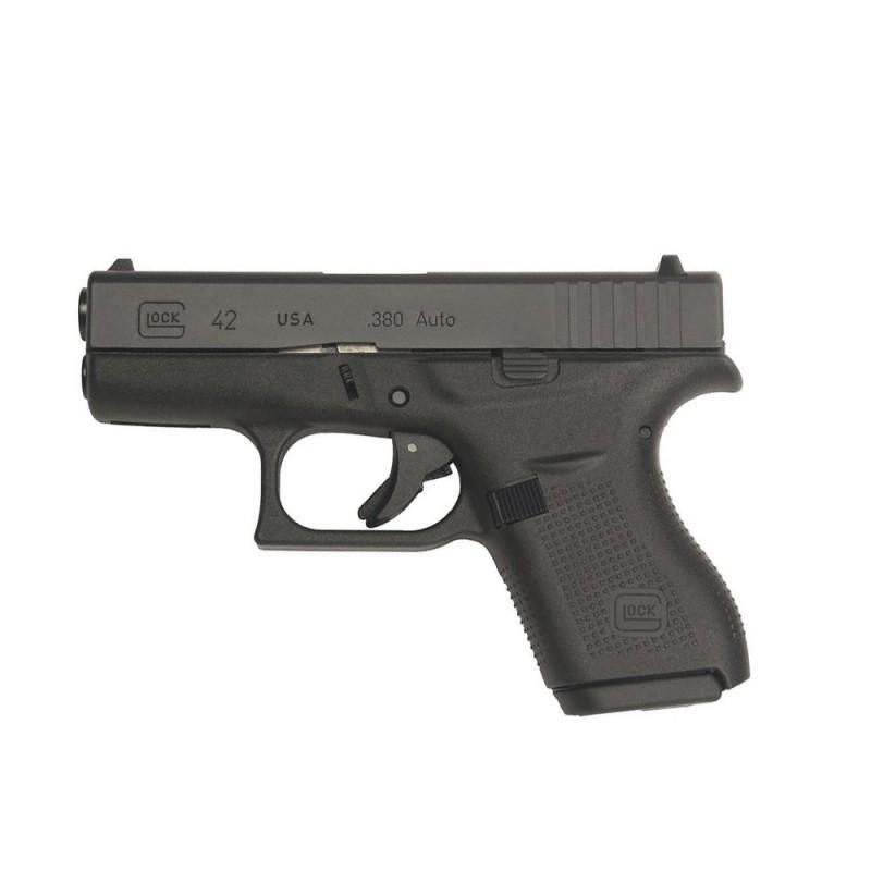 pistola glock 42 cal 380 auto pistolas de fuego. Black Bedroom Furniture Sets. Home Design Ideas