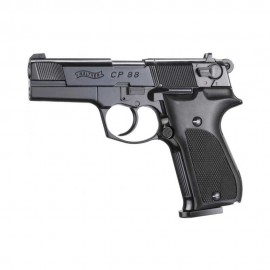"Pistola CO2 Umarex Walther CP88 4"" cal 4,5mm"