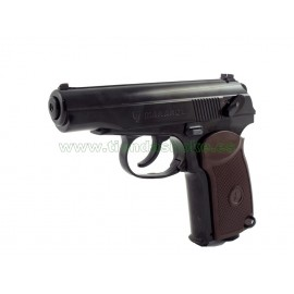 Pistola CO2 MAKAROV Cal. 4,5mm BBS
