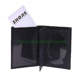 Portacarnet tipo libro para placa Policia Nacional