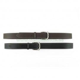 Cinturón paisano de cuero 3,5cm SHOKE
