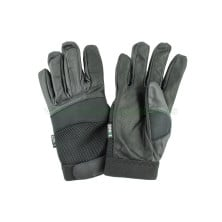 Guantes anticorte SHOKE nivel 5 cuero, nylon, neopreno