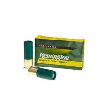 Cartucho Remington 12 Slugger