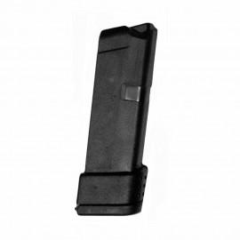 Cargador pistola Glock 42 6 tiros + extensión