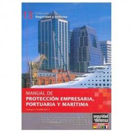 Manual de protección empresaria, portuaria y maritima