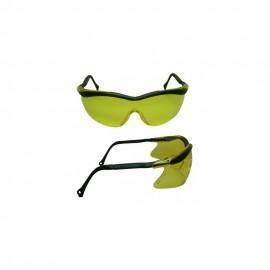 Gafas de tiro 3M QX 3000 amarilla