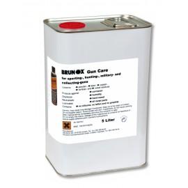 Aceite limpieza armas Brunox 5 litros