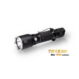 Linterna táctica FENIX TK15UE 1000 lumens