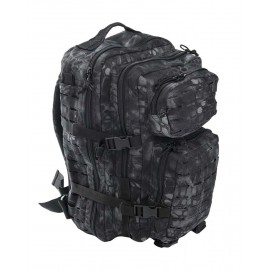 Mochila Mil-Tec U.S Assault Laser Cut 36 ltrs mandra night