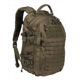 Mochila MILTEC Mission Pack Laser Cut 25 ltrs OD