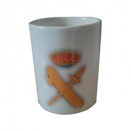 Taza escudo Guardia Civil