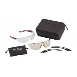 Gafas Bolle Gunfire Tactical Kit
