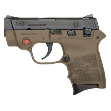 Pistola S&W Bodyguard 380 auto Tierra
