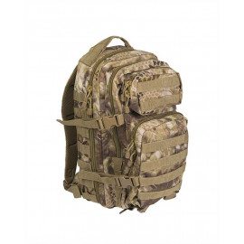 Mochila Mil-Tec US Assault 20 litros Mandra Tan