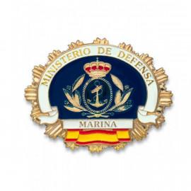 Placa Ministerio de Defensa- Marina Española