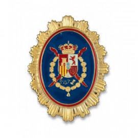 Placa Guardia Real Española