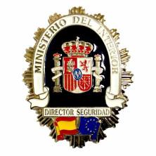 Placa Director de Seguridad