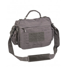 Bolso Bandolera Mil-Tec Paracord 10 litros Urban Grey