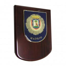 Metiopa Policía Municipal Madrid