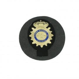 Parche escudo CNP velcro
