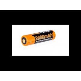 Bateria Fenix 18650 2600U mAH recargable micro USB