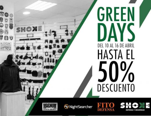 Vuelven los Green Days a Tienda Shoke