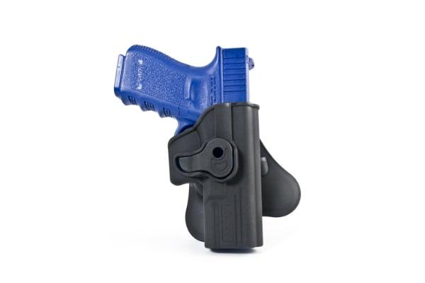 Una funda policial rígida da seguridad. ¿Cómo es la tuya?