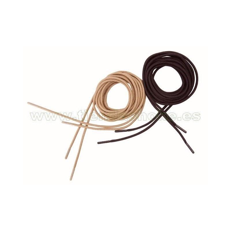 Otro de los cordones que forman parte de los mejores accesorios o complementos para botas militares