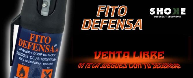 Spray de pimienta,defensa personal,antiviolador, Fito Defensa 50