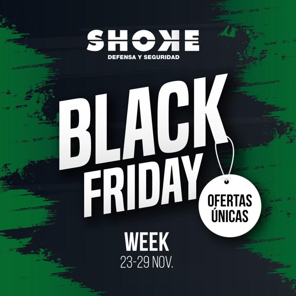 ¿Preparado para disfrutar de los mejores descuentos en nuestra semana del black friday?