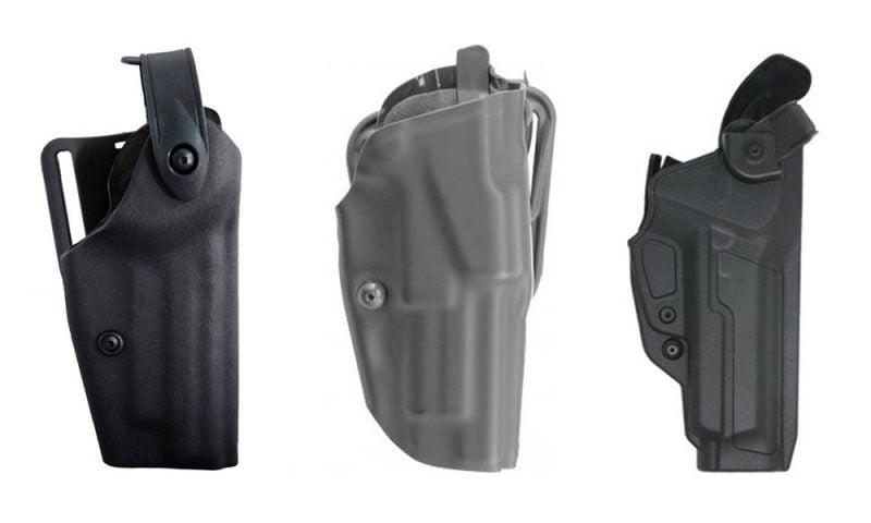 Imagen de las mejores fundas de arma para la pistola de dotación