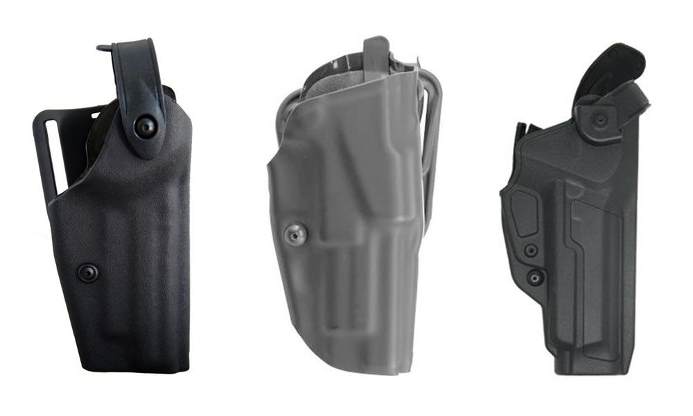 Comparativa de las fundas de arma para pistola HK Compact: Safariland 6377 y Radar Xtreme