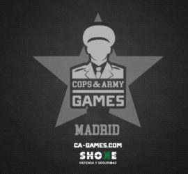 Logotipo de Cops & Army Games