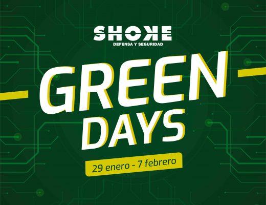 Descubre los Green Days en Tienda Shoke