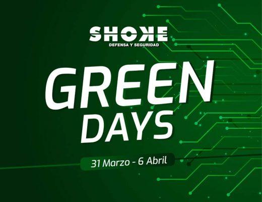 Nuevos descuentos por Green Days