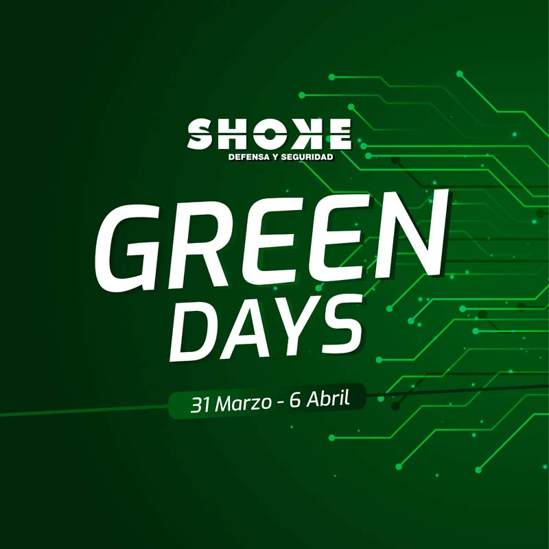 ¿Más descuentos? ¡Más Green Days!