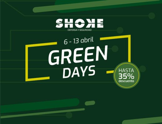 Descubre los Green Days de Tienda Shoke