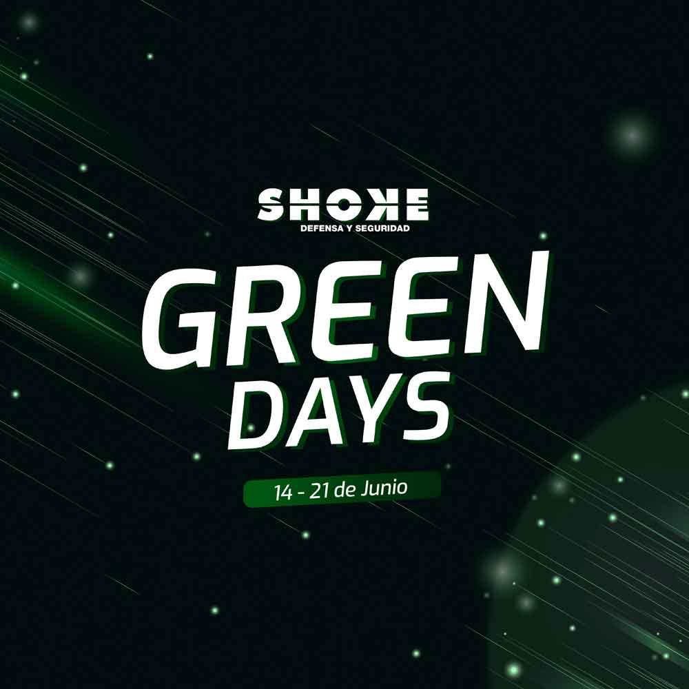 Verano de ofertas, verano de Green Days
