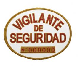 ¿Quieres saber más sobre las placas de vigilante de seguridad y las placas de vigilante de explosivos?
