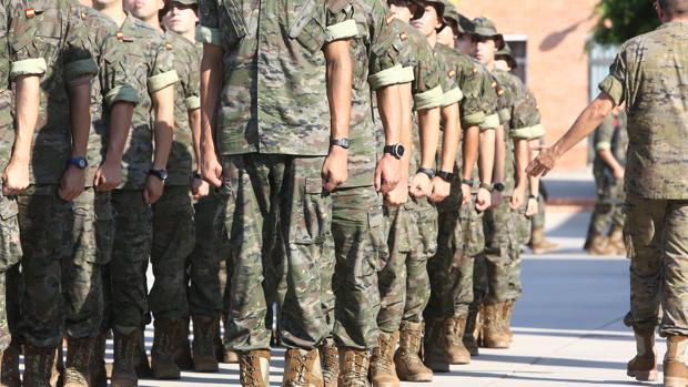 La Plataforma 45 sin despidos y su lucha por los derechos militares