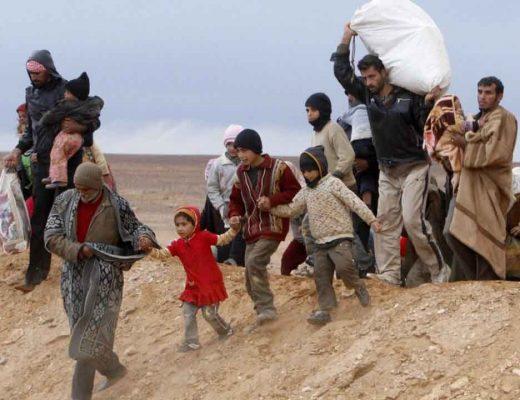 Refugiados y las Fuerzas y cuerpos de seguridad del Estado