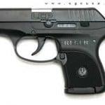 Pistola de bolsillo Ruger LCP