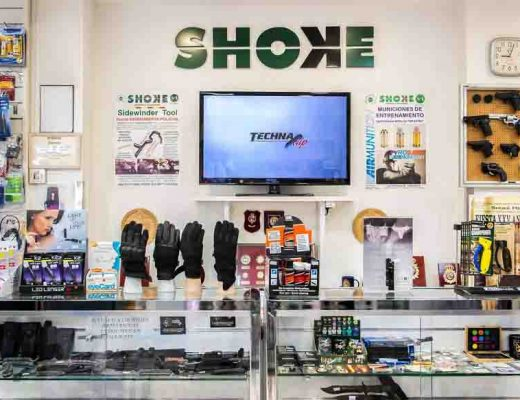 El mejor equipamiento de seguridad está en Tienda Shoke