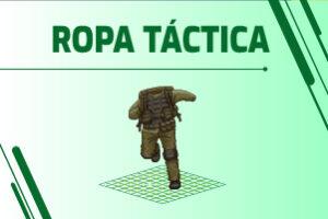Banner Ropa Táctica