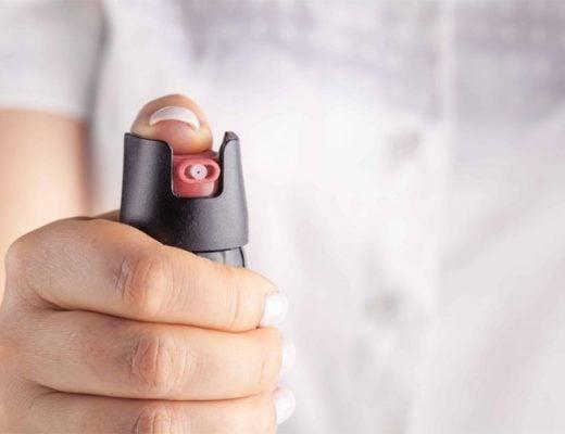 ¿Sabes qué spray de pimienta son ilegales?