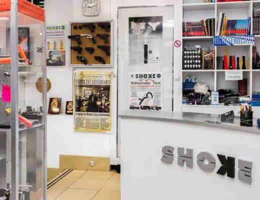 Concurso de Tienda Shoke