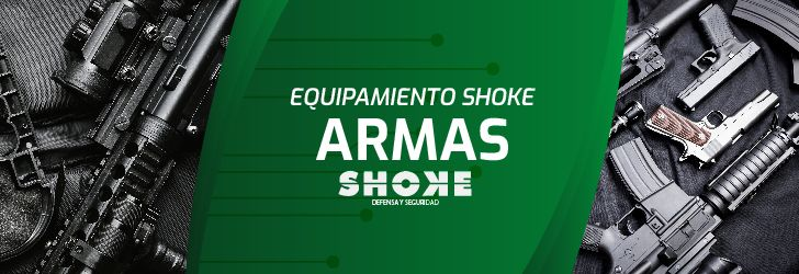 Banner Armería Tienda Shoke